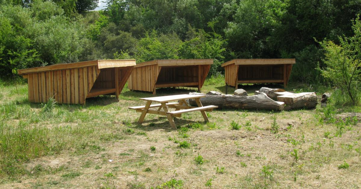 Shelter Pa Mons Klint